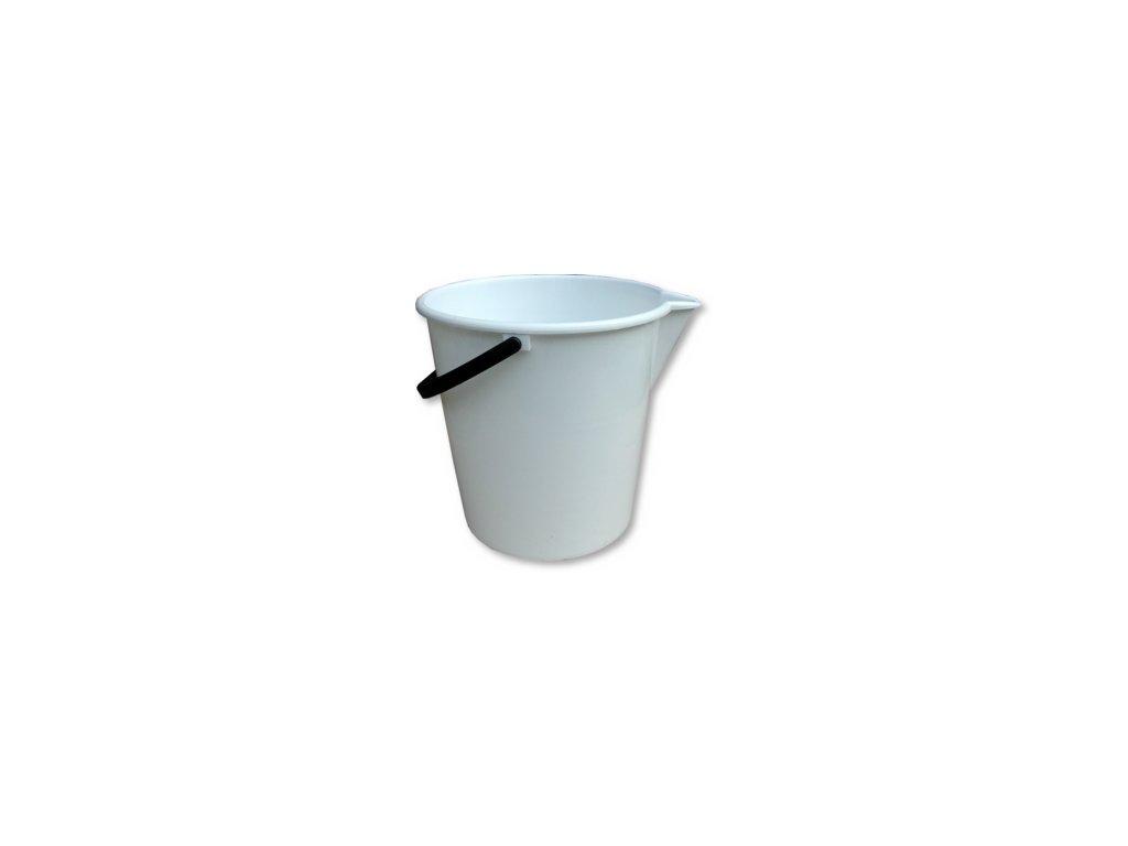 Vědro PVC s výlevkou 12l