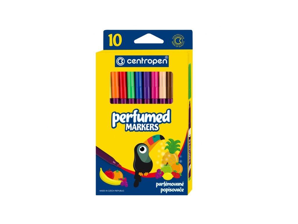 Fixy Centropen 2589/10 sada parfémované