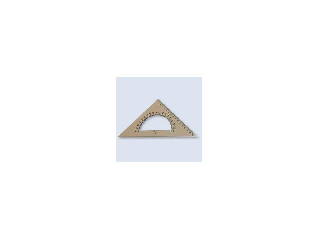 Trojúhelník 45/177 s uhloměrem KKO