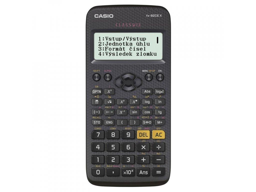 Kalkulačka Casio FX 82CE