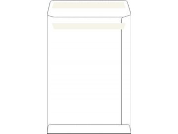 Obálky C4 taška - samolepící bílé 50ks