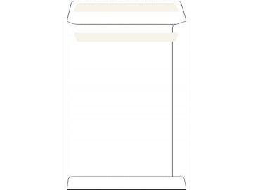 Obálky C4 taška - samolepící bílé 250ks