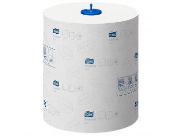 Papírová utěrka v roli Tork Matic 290067, 2 vrstvy, bílé, 6ks