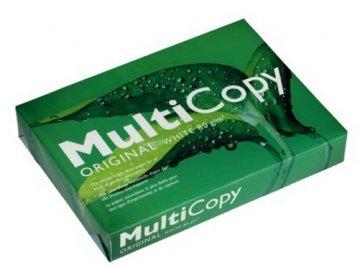Xerografický papír A4 MultiCopy 160g 250 listů