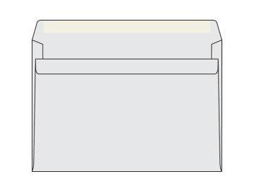 Obálky C6 samolepící bílé 1000ks