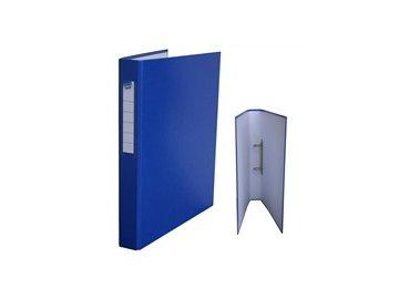Kroužkový pořadač HIT A4 3,5cm 2kr. modrý