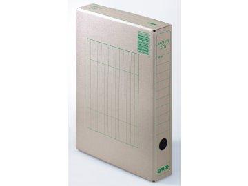 Archivní krabice A4 50 mm EMBA