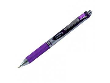 Pero kuličkové Pentel BL77-V 0,7mm fialová