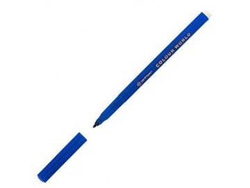 Popisovač Centropen 7550 modrý 1 mm