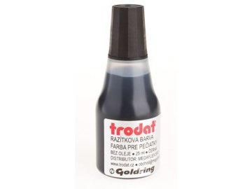 Razítková barva Trodat 7010, 25ml, černá
