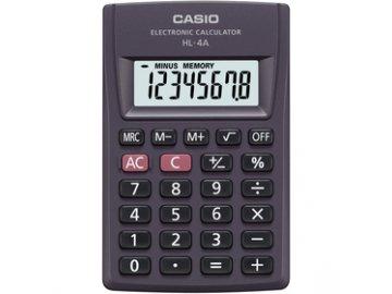 Kalkulačka Casio HL 4 A