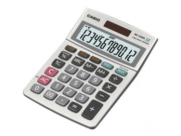 Kalkulačka Casio MS 120 MS