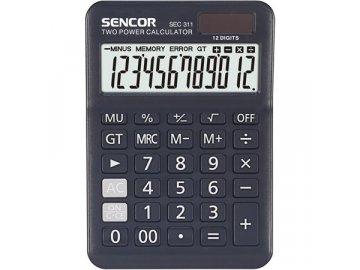Kalkulačka Sencor SEC 310, 8 míst