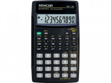 Kalkulačka Sencor SEC 185 vědecká