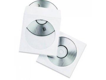 CD-R 700MB v papírové obálce, 10ks