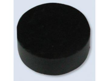 Magnet kulatý 27 mm feritový - šedý