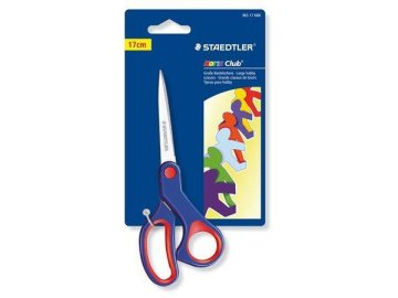 Nůžky kancelářské Staedtler Noris Club 17cm