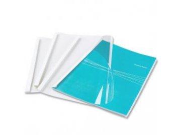Termodesky A4 pro termovazbu 1,5 mm bílé pro 1-10 listů