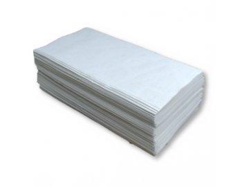 Papírové ručníky Z-Z 1 vrstva 250 šedé