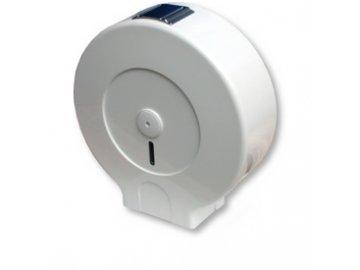 Zásobník na toaletní papír 300mm plastový, bílý