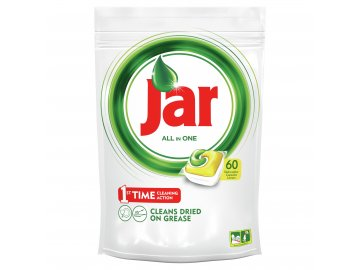 Jar tablety do myčky Yellow 60ks