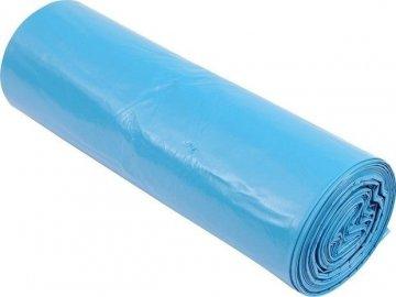 Pytle v roli 120L, 40mic., 70x110cm, modré