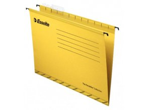 Desky závěsné Pendaflex žlutá