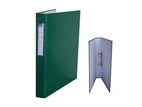 Kroužkový pořadač HIT A4 3,5cm 2kr. zelený