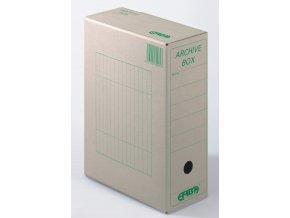 Archivní krabice A4 110 mm EMBA