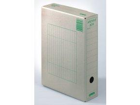 Archivní krabice A4 75 mm EMBA