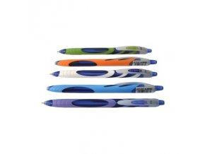 Pero kuličkové Sakota Blue Wave 0.5mm - modrá náplň