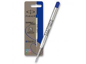 Náplň Parker KT Quink modrá 0,7mm F