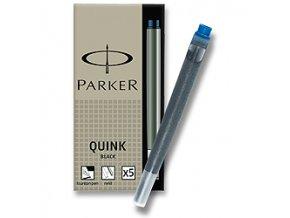 Bombičky Parker inkoustové modré 5ks