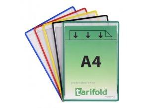 Tarifold samolepící kapsy A4 5ks