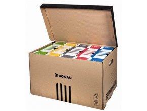 Archivační krabice 500x330x300 na 6ks pořadačů