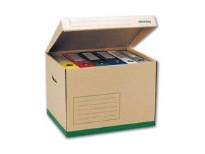Archivační krabice 430x340x310 na 5ks pořadačů