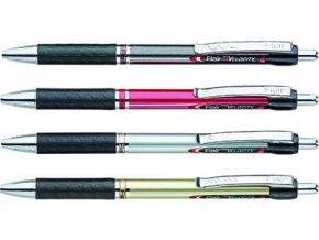 Pero kuličkové Velocity 0,6mm, gum.úchop - MIX barev