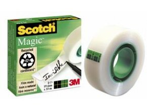 Lepící páska Scotch Magic 19mm x 33m