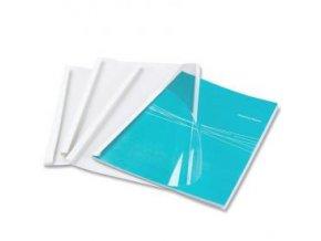 Termodesky A4 pro termovazbu 3 mm bílé pro 11-32 listů