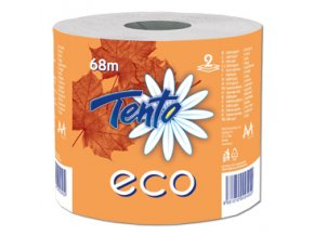 Toaletní papír Tento ECO 2 vrstvy 600, 68m