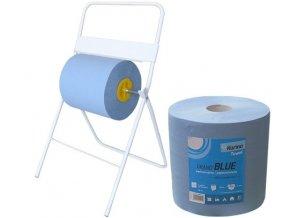 Papírové ručníky v roli Blue 2 vrstvy, 230m