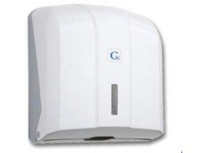 Zásobník na ručníky Z-Z bílý