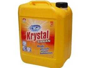 Krystal Sanan dezinfekce + plísně s vuní 5l