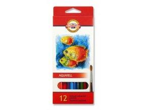 Pastelky KOH-I-NOOR  3716/12 akvarelové