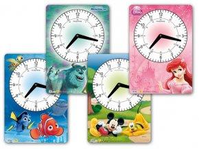 Papírové hodiny A4 MIX barev