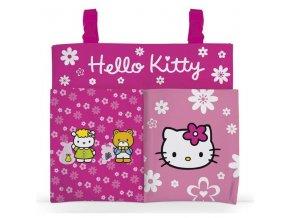 Kapsář na lavici Hello Kitty