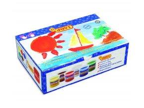 Jovi prstové barvy 5ks, 35ml