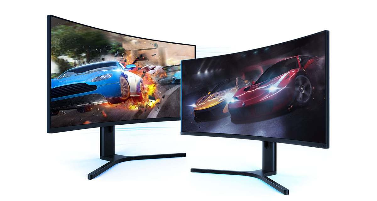 """Mi Curved Gaming Monitor 34"""""""