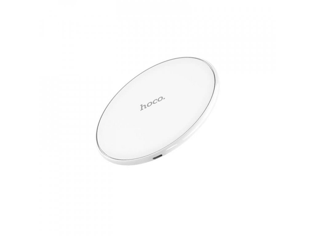 Hoco Homey Wireless Charger (White)