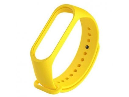 MiBand 3 Replacement Strap (Yellow)
